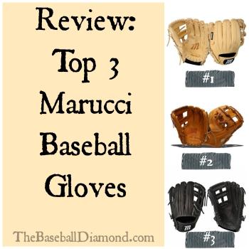 Marucci Baseball Gloves